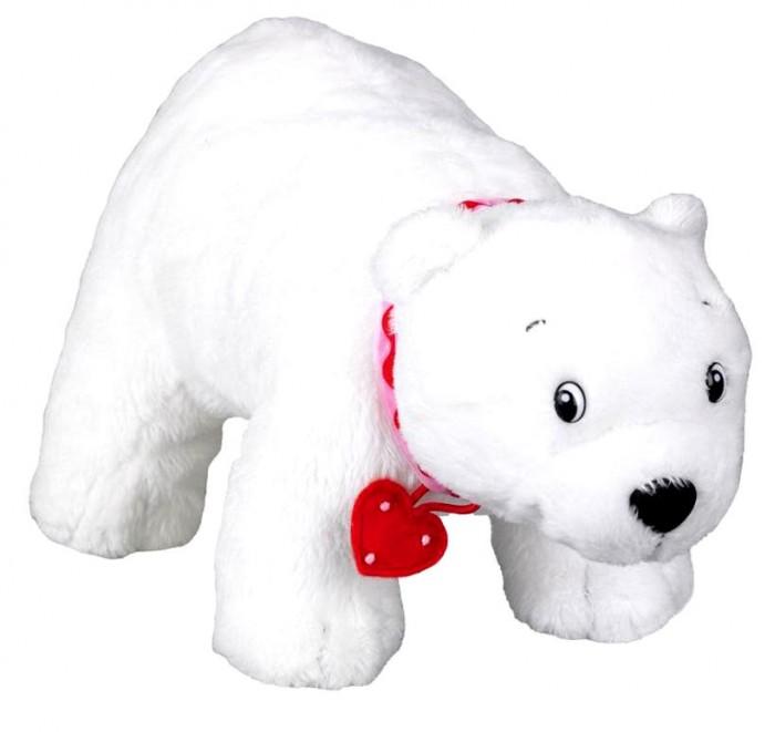 Мягкая игрушка Spiegelburg Белый медведь Paul 25358Белый медведь Paul 25358Spiegelburg Белый медведь Paul 25358. Милейший плюшевый белый медведь из коллекции Prinzessin Lillifee.  Трогательное выражение мордочки не оставит равнодушной ни одну малышку.  Украшен ленточкой с мягким красным сердечком.<br>