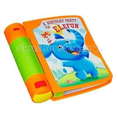 Книжки-игрушки Hasbro Волшебная книжка