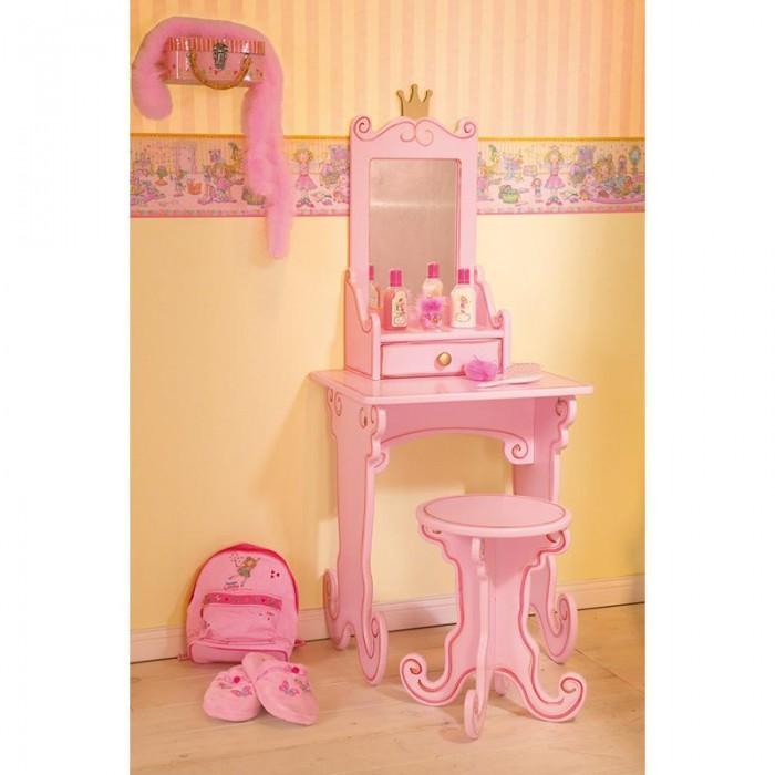 Spiegelburg Макияжный столик с табуреткой Prinzessin