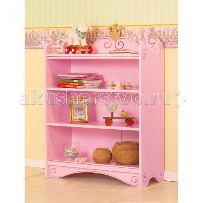 Spiegelburg Книжный шкаф низкий Prinzessin