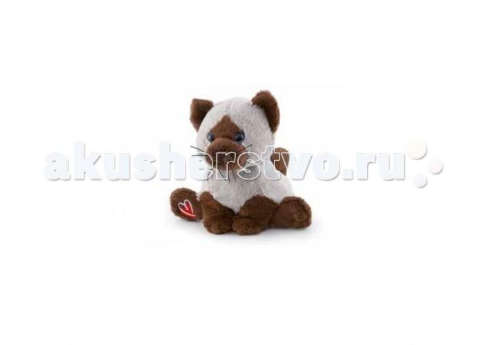 Мягкая игрушка Trudi Рыжий мягкий сиамский кот 16 см