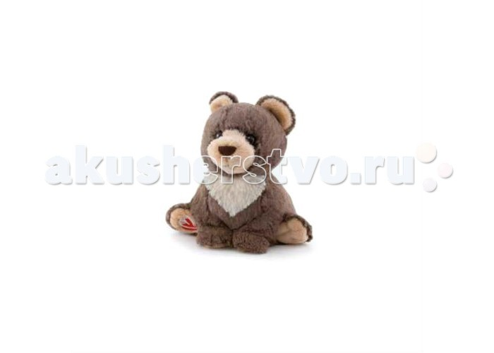 Мягкая игрушка Trudi Мишка 16 см