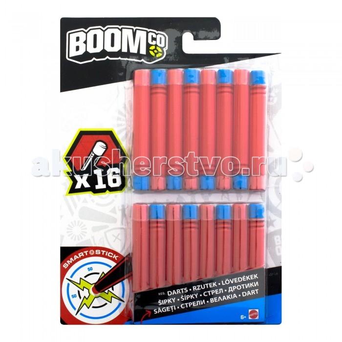 Boomco Патроны красно-голубые 16 шт.