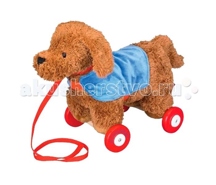 Каталка-игрушка Spiegelburg Собачка 25006