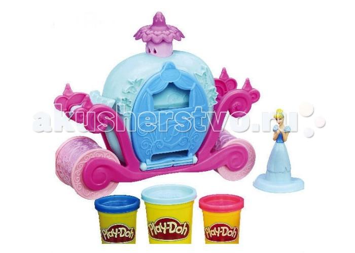 Play-Doh Пластилин Набор Волшебная карета Золушки