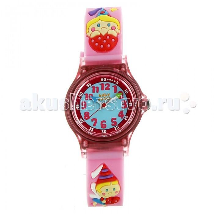 Часы Baby Watch Наручные Abc Magique 605507Наручные Abc Magique 605507605507 Часы наручные Abc Magique 605507 с рельефным рисунком принцесс. Часики упакованы в подарочную упаковку. Идеально сидят на запястье.  Основные характеристики: возраст от 6 лет водонепроницаемые ударопрочные кварцевый механизм батарея Sony(срок службы два года) гарантия 2 года в комплекте обучающие часы из картона и наклейки. Размеры: диаметр 2,5 см, ремешок 19 см  Все модели часов разработаны во Франции, прошли проверку в независимой лаборатории и сделаны из безопасных материалов.<br>