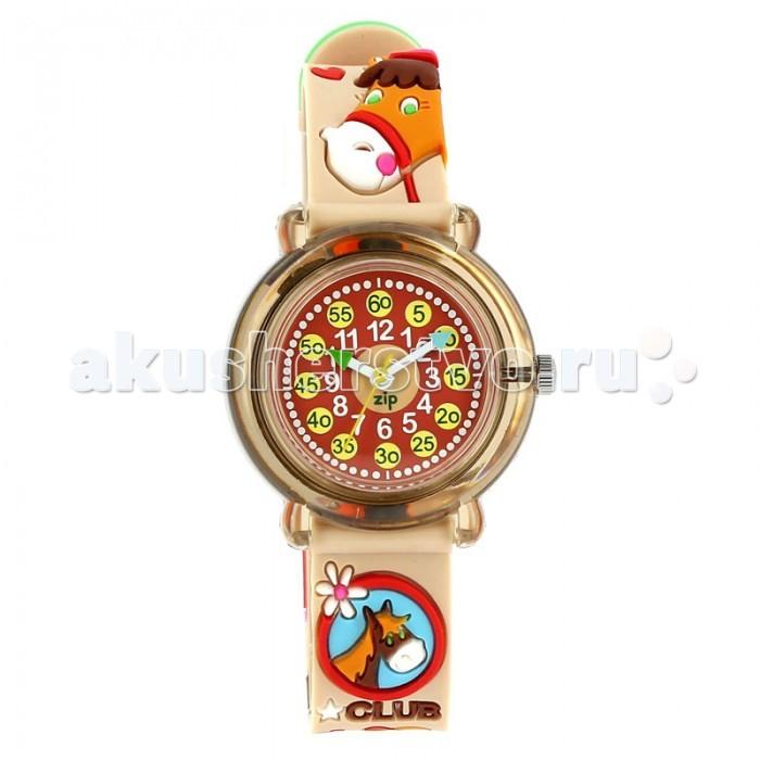 Часы Baby Watch Наручные Zip Equitation 604999Наручные Zip Equitation 604999Baby Watch Часы наручные Zip Equitation 604999 с рельефным рисунком принцесс. Часики упакованы в подарочную упаковку. Идеально сидят на запястье.  Основные характеристики: возраст от 6 лет водонепроницаемые ударопрочные кварцевый механизм батарея Sony(срок службы два года) гарантия 2 года в комплекте обучающие часы из картона и наклейки. Размеры: диаметр 2,8 см, ремешок 21 см  Все модели часов разработаны во Франции, прошли проверку в независимой лаборатории и сделаны из безопасных материалов.<br>