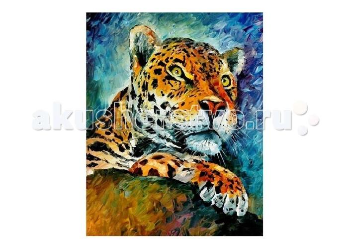 Molly Картина по номерам Л.Афремов Леопард