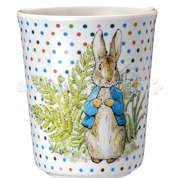 Petit Jour Стакан Peter Rabbit