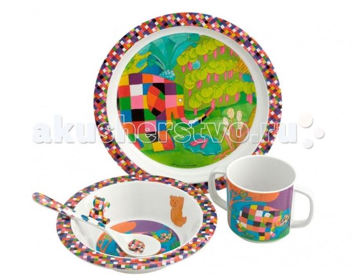 Petit Jour Набор детской посуды Elmer