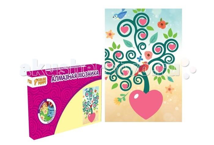Color Puppy Алмазная мозаика Дерево счастья