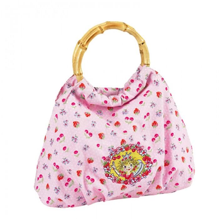 Spiegelburg Сумка Prinzessin Lillifee 30133Сумка Prinzessin Lillifee 30133Летняя текстильная сумочка Prinzessin Lillifee на бамбуковых ручках. Станет подходящим аксессуаром в жаркое время на прогулке.   Основные характеристики:   Размер: 21 х 16 х 6 см<br>
