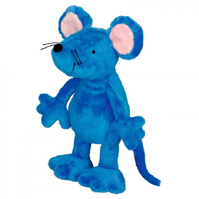 Мягкая игрушка Spiegelburg Плюшевая мышка Ida 10739Плюшевая мышка Ida 10739Spiegelburg Плюшевая мышка Ida 10739. Мягкая игрушка из коллекции «Die Lieben Sieben» (Семеро Друзей).  Забавная синяя мышка изготовлена из пушистой ткани, очень приятной на ощупь.  Игрушка обязательно понравится Вашему малышу. С ней будет интересно играть и сладко спать.<br>