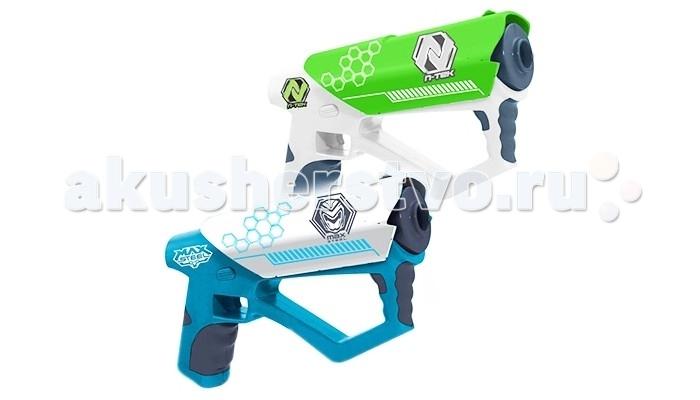 IMC toys Набор игрушечного оружия Max SteelНабор игрушечного оружия Max SteelНабор игрушечного оружия IMC toys Max Steel - это набор из 2 лазерных пистолетов со световыми и звуковыми эффектами.   Оружие сделано из прочного пластика.  Такие пистолеты способствуют развитию воображения, творческих способностей и мелкой моторики рук вашего ребенка<br>