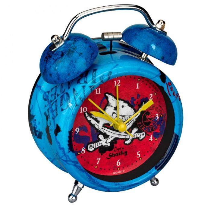 Часы Spiegelburg Будильник Captn Sharky 30530Будильник Captn Sharky 30530Будильник Capt'n Sharky в форме акулы работает от батареек (батарейки в комплект не входят). Такие часы должны быть у каждого пирата.  Основные характеристики:   Размер: 8,5 х 12 х 5 см<br>