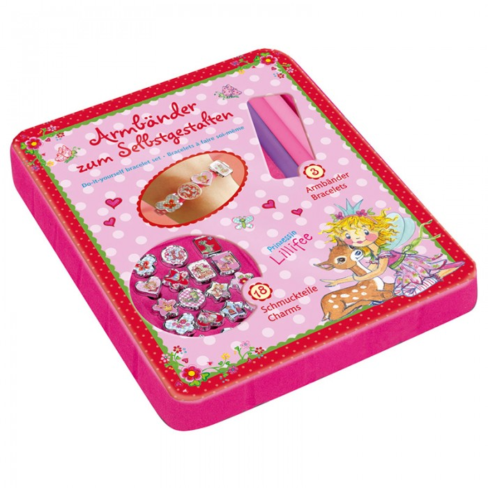 Spiegelburg Набор браслет Prinzessin Lillifee 93336