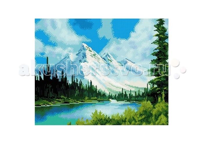 Molly Мозаичная картина Белизна гор