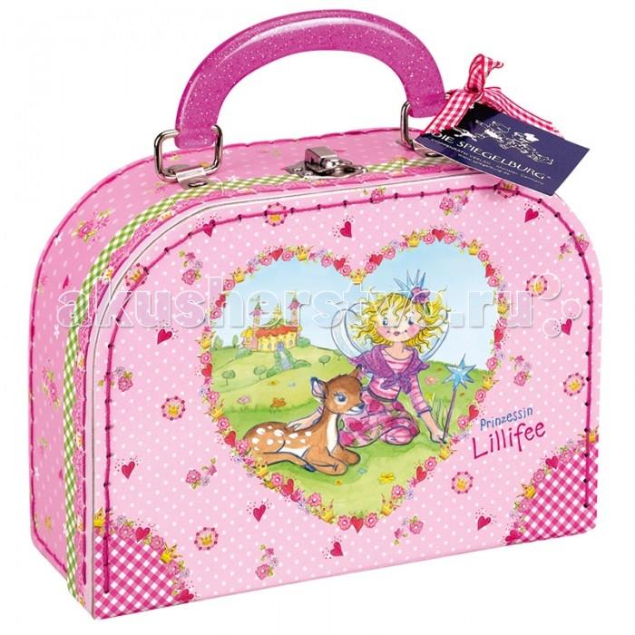 Spiegelburg Чемоданчик для игр Prinzessin Lillifee 30204
