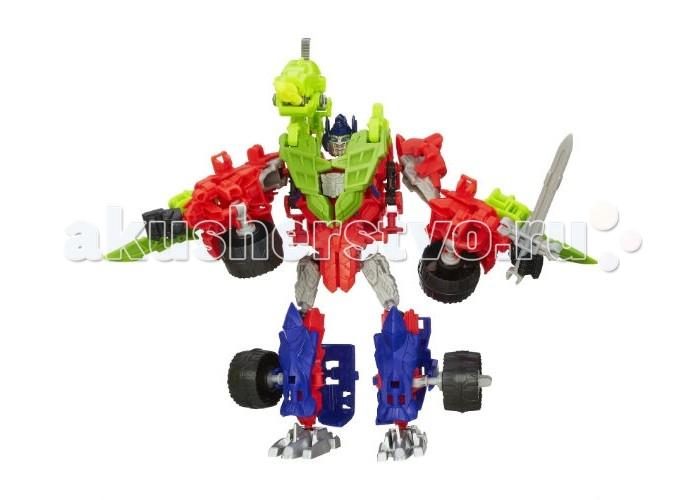 Transformers Фигурка Констракт Боты 4: Оптимус Прайм