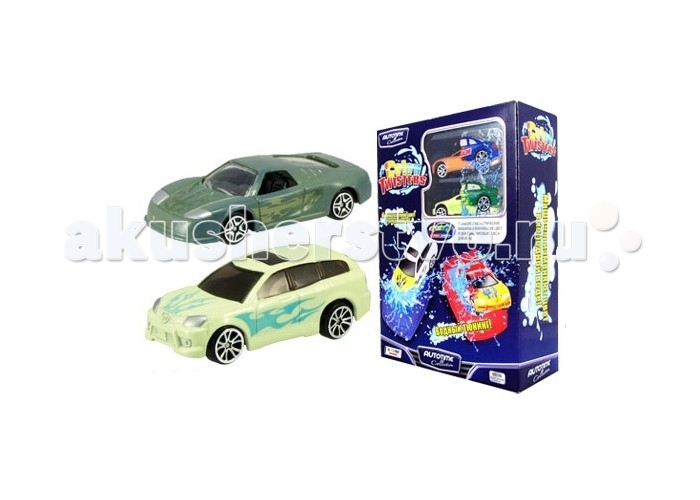 Autotime ����� �� ���� ������� Color Twisters - Water Tunning-2