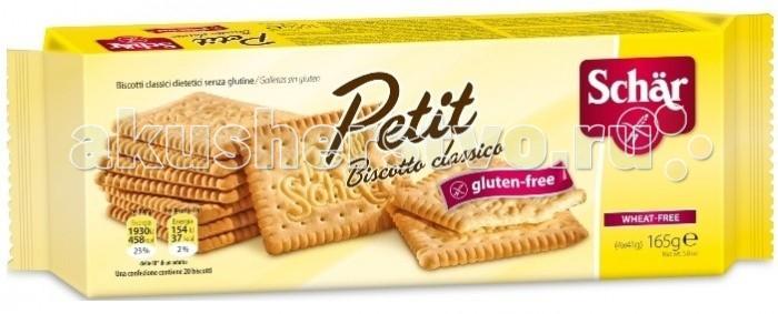 Schar Печенье песочное Petit без глютена 165 г