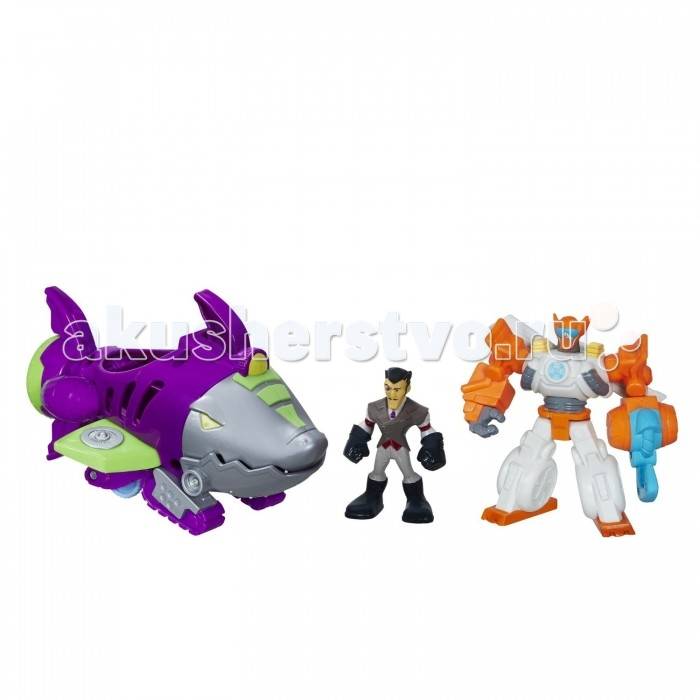 Transformers ������� ����� Rescue Bots ��������� �����