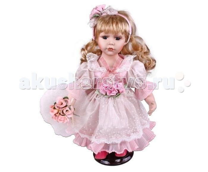 Angel Collection Кукла фарфоровая Лина 12