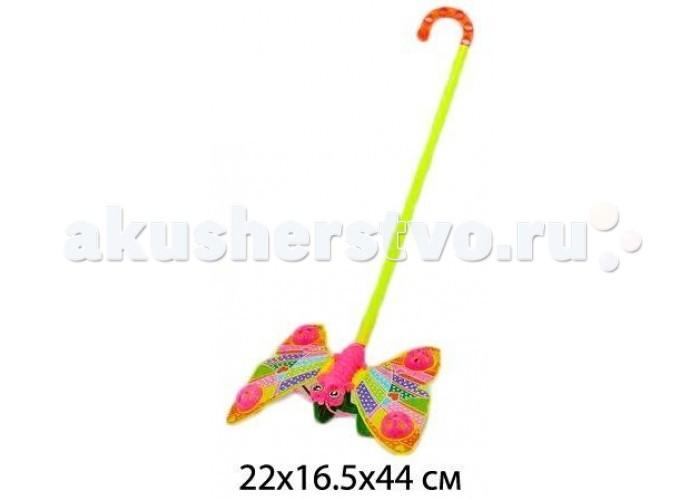 Каталка-игрушка Shantou Gepai Бабочка-погремушкаБабочка-погремушкаКаталка-игрушка Shantou Gepai Бабочка-погремушка отлично подойдет для детишек, которые только учатся ходить и должны иметь опору, чтобы быть уверенными в каждом своем шаге.   Каталка выполнена из высококачественного пластика, каждая ее деталь аккуратно и тщательно прокрашена, краски не токсичны.<br>