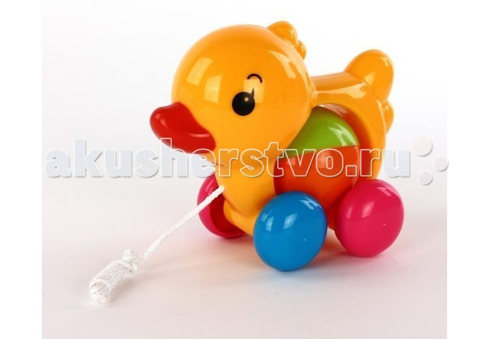 Каталка-игрушка Shantou Gepai Дружок