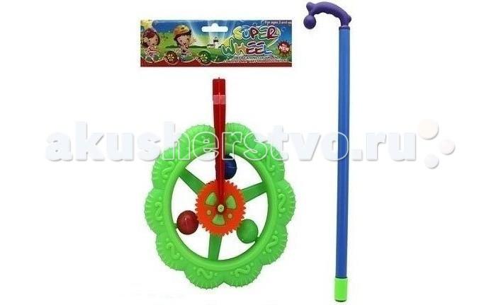 Каталка-игрушка Shantou Gepai Колесо 189-1