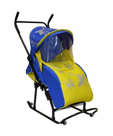 Санки-коляски R-Toys Акушерство. Ru 5540.000