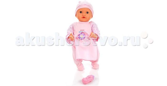 Shantou Gepai Интерактивная кукла Веселые прятки СашаИнтерактивная кукла Веселые прятки СашаЭта куколка с удовольствием поиграет в прятки. Для этого необходимо закрывать и открывать личико Саши одеялком.   Играя, куколка будет выражать свои эмоции, смеяться, говорить. Прятки - это одна из самых любимых игр малышей.   Куколка смеется и моргает глазками. Реалистичная мимика лица, когда говорит.   Рост куклы - около 34 см.   Когда играет в прятки, закрывая и открывая личико одеялком, произносит:  - Ой-ей-ей, мне страшно!  - Мама, я так испугался!  - Мамочка, я тебя совсем не вижу!  - Как хорошо, что ты рядом!  - Мама, ау, ты где?  - Вот ты где!  - Ты меня видишь?  - Ку-ку, а вот и я!  - И снова ничего не видно!  - Мне так весело!   Игрушка работает от 3 батареек типа АА.   Комплектность:  Кукла  Одеяльце  Бутылочка<br>