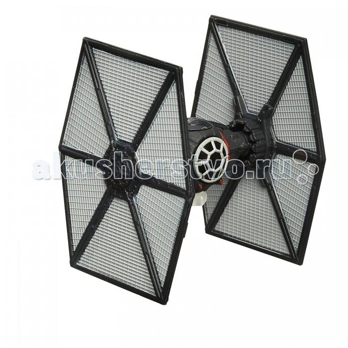 Star Wars Коллекционный корабль Titanium Специальный TIE Fighter Первого порядка