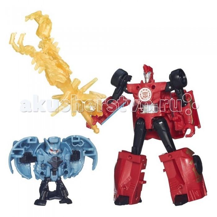 Transformers Сайдсвайп и Анвил серия Роботы под прикрытиемСайдсвайп и Анвил серия Роботы под прикрытиемТрансформеры Сайдсвайп и Анвил, серия Роботы под прикрытием.  Роботы трасформеры переходят из одной формы в другую: Sideswipe трансформируется с спорткар в 5 шагов , а Decepticon Anvil в шар  в 1 шаг. Набор содержит аксессуары, из которых можно собрать оружие или же броню для Прайма.  На каждой игрушке есть специальная эмблема, с помощью которой можно будет разблокировать этих персонажей в приложении Transformers Robots in Disguise для iPhone, IPAD, IPod Touch, Android.<br>