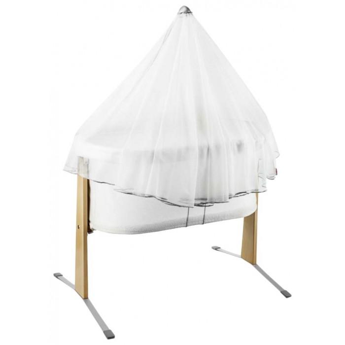 Балдахин для кроватки BabyBjorn для Harmonyдля HarmonyБалдахин к кроватке Cradle Harmony BabyBjorn дополняет колыбель, делая её уютным и спокойным местом для вашего ребёнка. Благодаря дышащей сетчатой ткани балдахин не придаёт чувства замкнутого пространства. Балдахин приглушает и смягчает внешний свет, делая колыбель ещё более уютной. Сетчатая ткань обеспечивает хорошую циркуляцию воздуха и не придаёт чувства замкнутого пространства, даже если полностью покрывает колыбель.  Размеры: 66 см Вес: 0,4 кг<br>