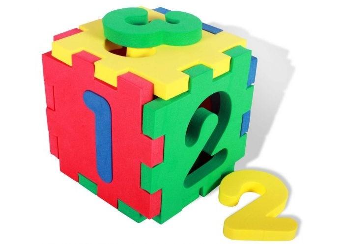 Развивающая игрушка Бомик Кубик-цифры