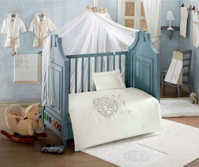 Комплекты для кроваток Kidboo Акушерство. Ru 6890.000
