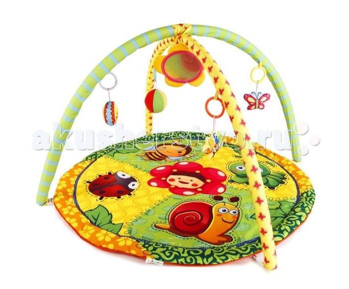Развивающий коврик Shantou Gepai Летняя полянка 939314