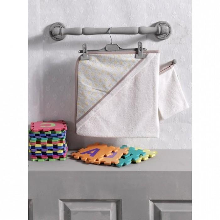 Kidboo Комплект полотенце-уголок + варежка Butterfly