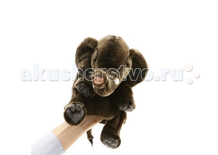 Hansa Игрушка на руку Слон 24 смИгрушка на руку Слон 24 смHansa Игрушка на руку Слон 24 см  Мягкая игрушка на руку Слон от бренда Hansa отлично подойдет для многочисленных детских спектаклей, а также постановок, в которых главное место будет отведено кукольным героям. Игрушка сделана из качественного искусственного меха, приятного на ощупь и обладающего необычной расцветкой. Благодаря мягкому наполнителю игрушку приятно держать в руке и двигать ее головой Внутри игрушки имеются специальные углубления для того, чтобы можно было раздельно управлять сразу несколькими частями тела. Такой персонаж обязательно понравится ребенку и станет его лучшим другом.<br>