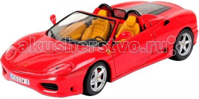 Конструктор Revell Автомобиль Ferrari 250 GT SWB BerlinettaАвтомобиль Ferrari 250 GT SWB BerlinettaСборная модель автомобиля Ferrari 360 Spider. Машина была впервые представлена публике в 2000 году. Spider удачно сочетает в себе агрессивный спортивный дизайн с вместительностью и комфортом. Низкопрофильный кабриолет достигает всего 1,21 м в высоту. Автомобиль имеет превосходную управляемость, которая гарантирует даже неопытному водителю безупречное прохождение самых крутых поворотов. Кроме того, этот автомобиль мечты оснащен мягкой крышей, которая убирается всего за 20 секунд. В свою очередь 3,6-литровый 8-цилиндровый двигатель мощностью 400 лошадиных сил позволяет разгонять Ferrari 360 Spider до 290 км / час.  Внимание! Клей и краски в комплект не входят.  Основные характеристики:   Длина собранной модели: 18.5 см Масштаб: 1:24 Количество деталей: 65 шт.<br>