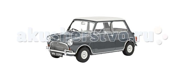Конструктор Revell Автомобиль MiniCooper (60er Jahre)Автомобиль MiniCooper (60er Jahre)Сборная модель для склеивания автомобиля Mini Cooper выполнена в масштабе 1/24. Mini Cooper был создан в 1961 году и пользовался популярностью среди жителей престижных кварталов Лондона. Модель от Revell в точности повторяет каждую деталь оригинального автомобиля. Собирать такую - одно удовольствие!  Внимание! Клей и краски в комплект не входят.  Основные характеристики:   Длина модели: 12.7 см Масштаб: 1:24 Количество деталей: 126 шт.<br>