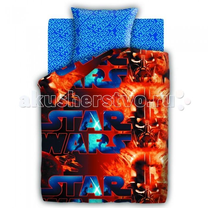 Постельное белье Непоседа Star Wars Дарт Вейдер 1.5-спальное (3 предмета)