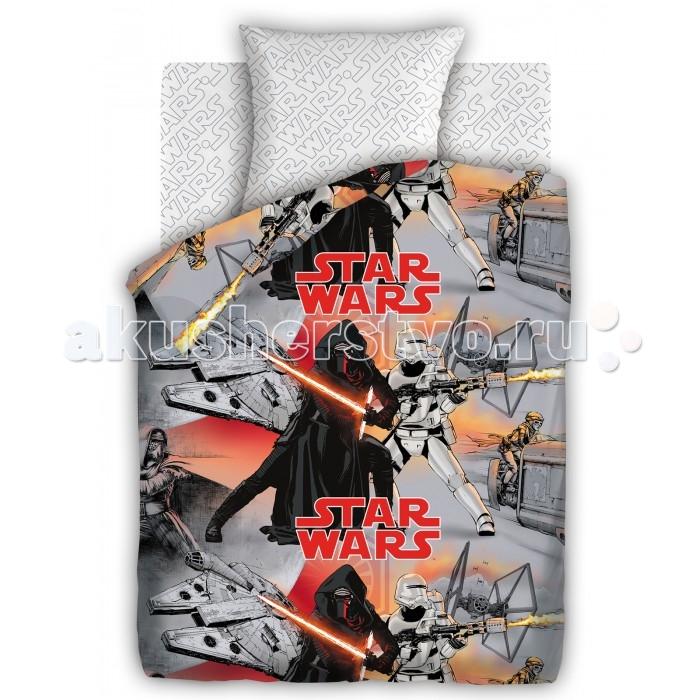 Постельное белье Непоседа Star Wars Противостояние 1.5-спальное (3 предмета)