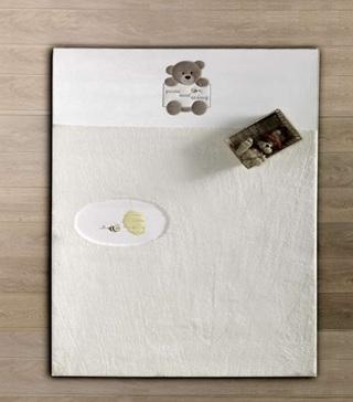 Аксессуары для детской комнаты Kidboo Ковер Honey Bear Linen