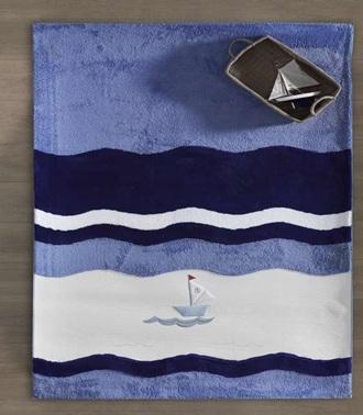 Аксессуары для детской комнаты Kidboo Ковер Blue Marine