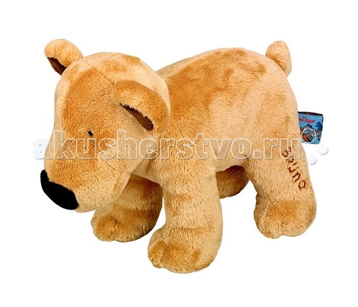Мягкая игрушка Spiegelburg Плюшевый медведь Bruno 10744Плюшевый медведь Bruno 10744Spiegelburg Плюшевый медведь Bruno 10744 оригинальная игрушка из коллекции Die Lieben Sieben обязательно понравится ребенку, ведь с ней можно придумать столько интересных игр!  Милый и симпатичный медвежонок отличная компания для вашего малыша во время бодрствования и сна.<br>