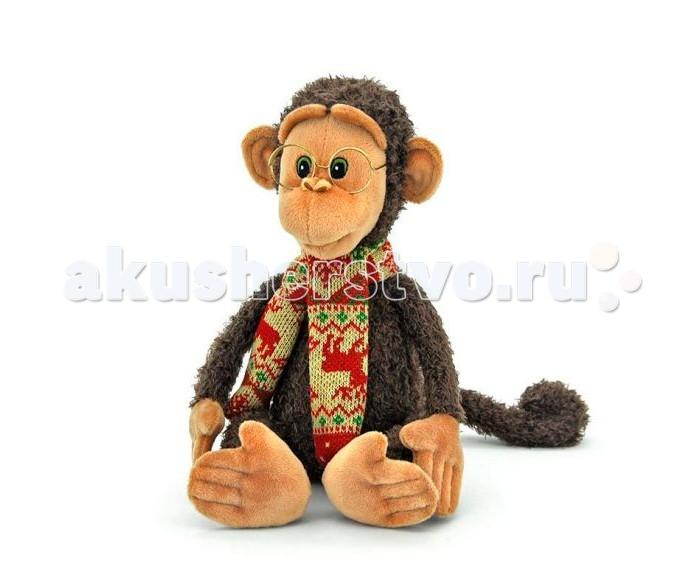 Мягкая игрушка Orange Обезьяна Гоша 37 смОбезьяна Гоша 37 смМягкая игрушка Orange Обезьяна Гоша 37 см порадует ребенка. Это классическая игрушка, которая изготовлена в превосходном качестве из текстиля и мягкого наполнителя, исполнена стильно и своим внешним видом способна вызвать улыбку не только у детей.   Особенности: Компактную и легкую игрушку малыш всегда сможет брать с собой на прогулку. Крепкие швы надежно удерживают набивку игрушки внутри. Игрушка сделана из качественных материалов, поэтому абсолютно безвредна для здоровья детей.  Такие игрушки положительно влияют на тактильное и зрительное восприятие у детей, развивают у них фантазию и прививают любовь к животным.  Компания Orange является одним из лидеров в производстве мягких игрушек и текстильных аксессуаров. Изделия российского бренда славятся безупречным качеством исполнения и тщательно продуманным дизайном. Продукция Orange Toys состоит из нескольких коллекций, выполненных в разных цветовых и стилистических решениях.<br>