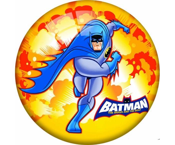 Dema Stil Мяч Бэтмэн 23 смМяч Бэтмэн 23 смDema Stil Мяч Бэтмэн 23 см несомненно порадует каждого поклонника известного мультфильма!  Особенности: Яркие красочные рисунки привлекут самых маленьких игроков. Мяч незаменим для подвижных игр и активного отдыха, игра с ним способствует физическому развитию ребенка и улучшает координацию движений. Изготовлен из высококачественных материалов.   Размер: 23 см.  Трудно найти более увлекательную и в то же время простую игрушку, чем детский мяч. Яркие сочные рисунки привлекут к себе внимание.<br>