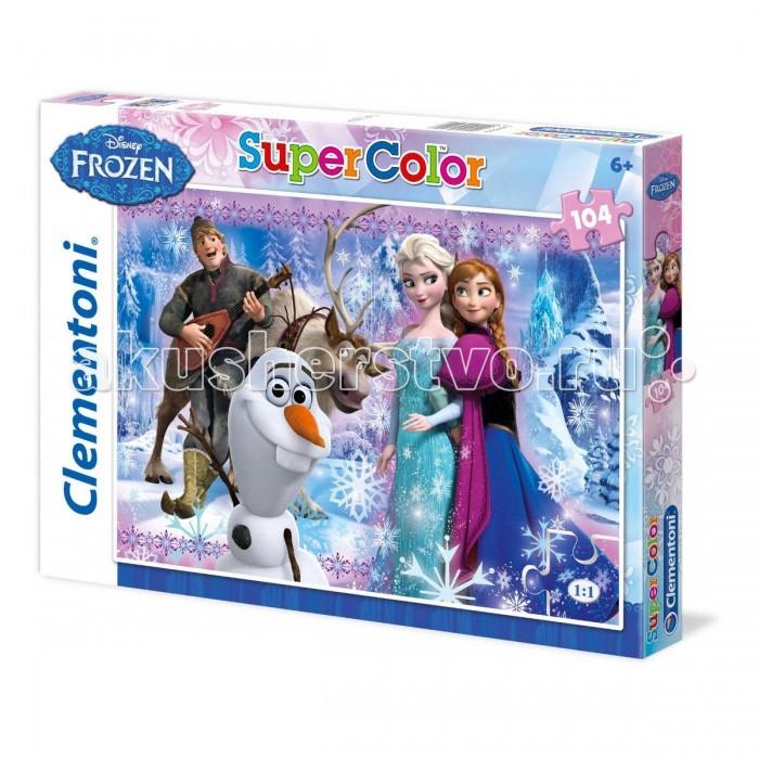 Clementoni ���� Disney Frozen - ��������� ����������� (104 ��������)